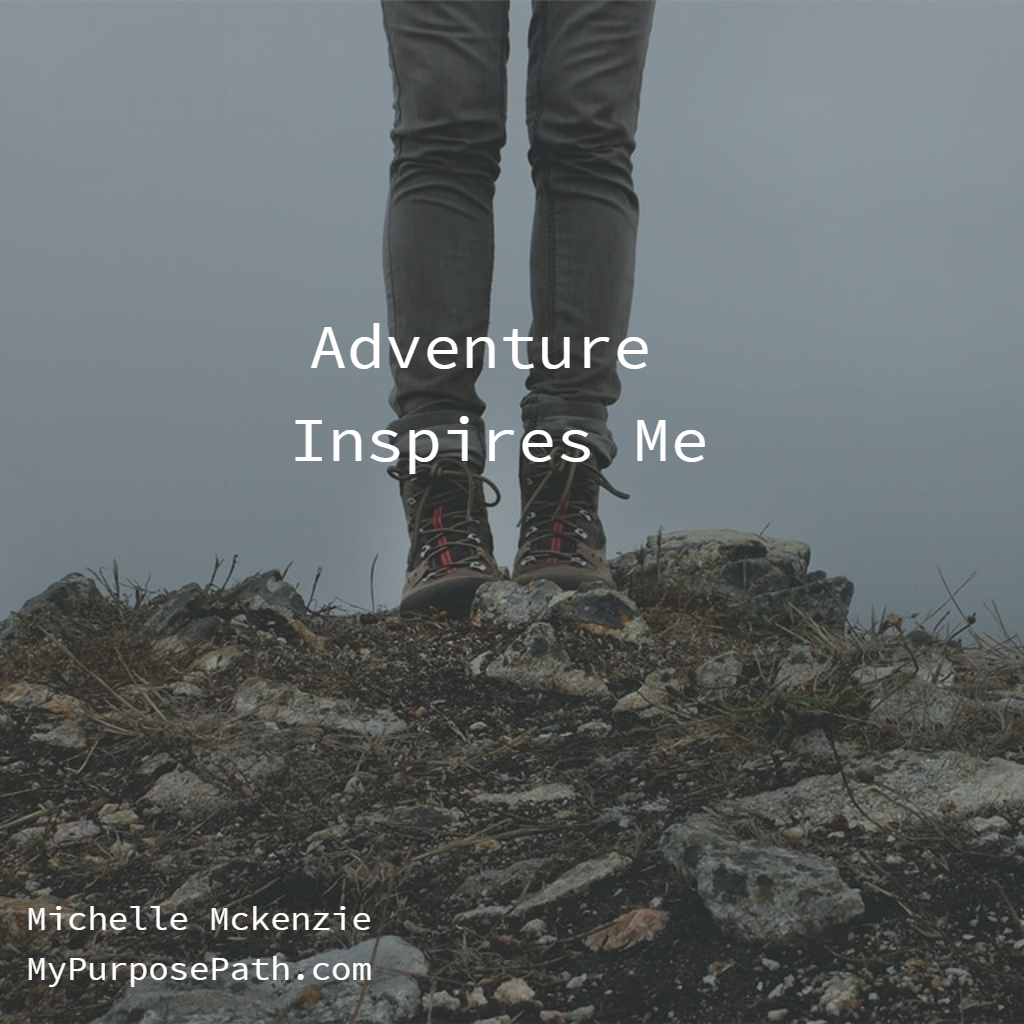 Adventure Inspires Me